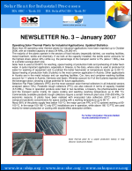 IEA SHC - Task 33 Newsletter No 3