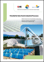 Potential for Solar Heat in Industrial Processes